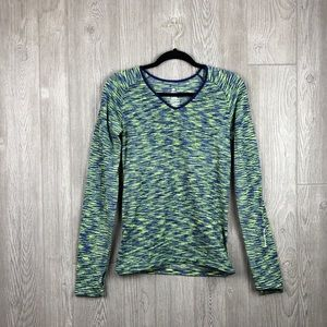 Climawear Long Sleeve Athletic Top  B6